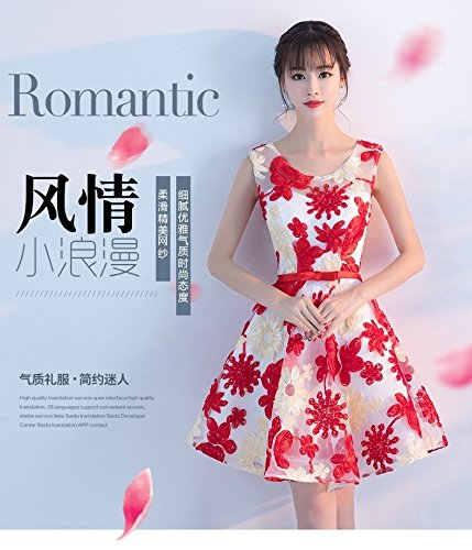 Generic Summer 2018 new bride toast clothing short paragraph engagement dress clothes Korean sweet wedding dress for women girl