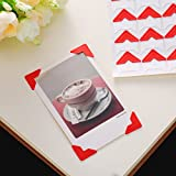 Hotop 312 Pieces Photo Corners Self Adhesive for