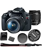 "Canon EOS Rebel T7 + 18-55mm f/3.5-5.6 is II Kit | 24.1MP APS-C CMOS Sensor| DIGIC 4+ Image Processor| 3.0"" 920k-Dot LCD Monitor photo"