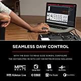 M-Audio Oxygen Pro 49 – 49 Key USB MIDI Keyboard