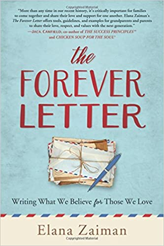 Writing What We Believe For Those We Love The Forever Letter