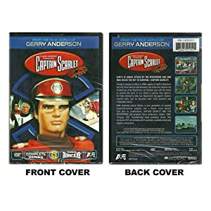 Captain Scarlet: The Complete Series movie