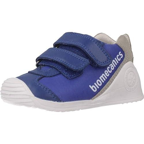 Zapatillas para niño, Color Azul, Marca BIOMECANICS, Modelo Zapatillas para Niño BIOMECANICS 192147 Azul: Amazon.es: Zapatos y complementos