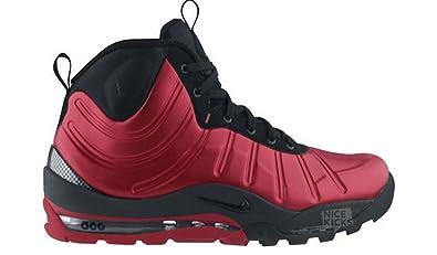 dd4728f4c62937 Nike Air Max Bakin Boot (GS) 415116 601 red Black (6)
