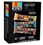 Best Bars - KIND Bars, Nuts and Spices Variety Pack, Gluten Review