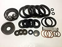 93655 Lincoln, Walker Floor Jack 2 Ton Seal Replacement Kit (All-Series/All Years of Production)