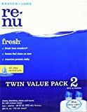 Bausch and Lomb ReNu Multi-Purpose Solution, 12-Ounce Bottles (Pack of 2)