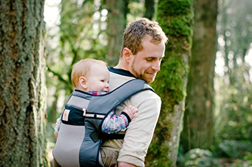 Ergobaby Original Cool Air Mesh Performance Ergonomic Multi Position Baby Carrier With X Large
