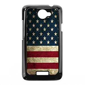 Generic Case Retro Flag Of The United States For HTC One X G7Y6657536