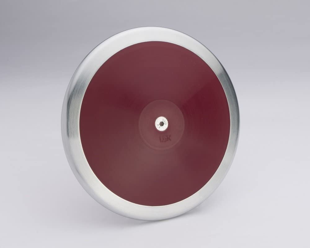 Track Outlet 1.6 Kilo Maroon Discus