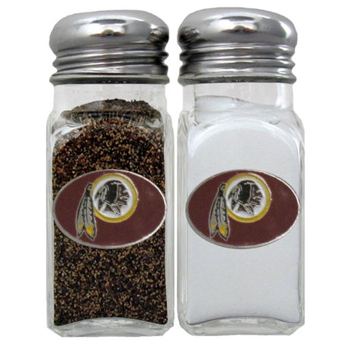 NFL Washington Redskins Salt & Pepper Shakers ()