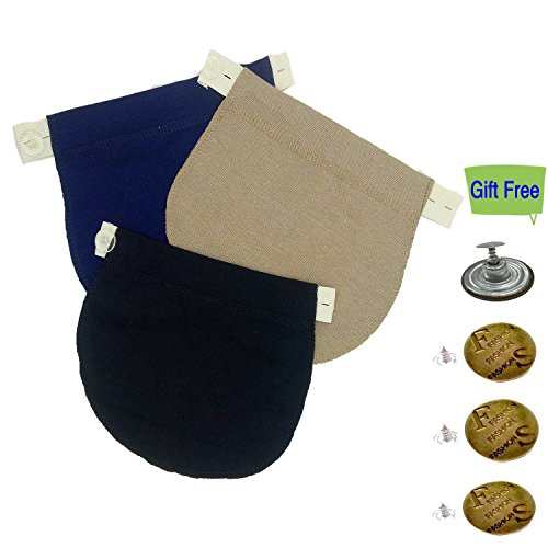 Maternity Belly Band | Pregnancy Belt, Waistband Extender Mothers Maternity Wear The best gift for a pregnant woman.