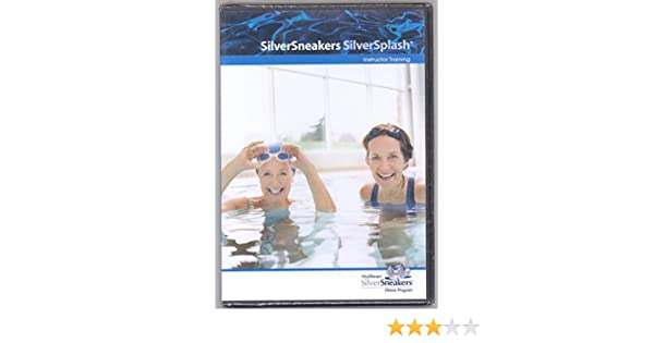 Amazon com: Silver Sneakers Silver Splash DVD Instructor