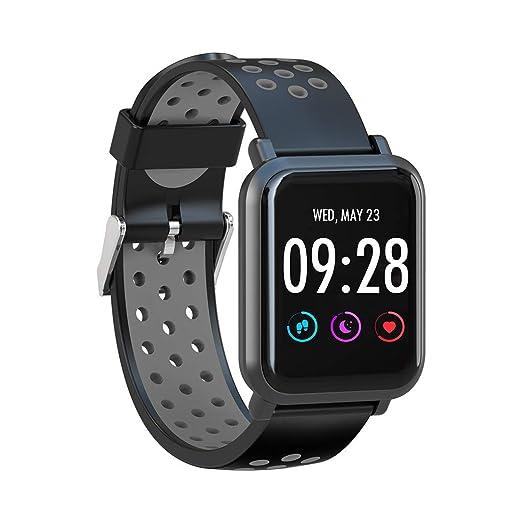 DAYLIN Monitor de Actividad,Reloj Inteligente IP68 a Prueba de Agua con Monitor de Sueño