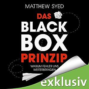 Das Black-Box-Prinzip Hörbuch