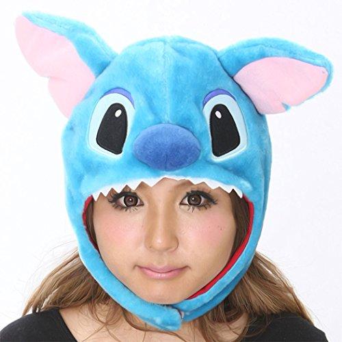 Stitch Costume Hat (Stitch Kigurumi Cap)