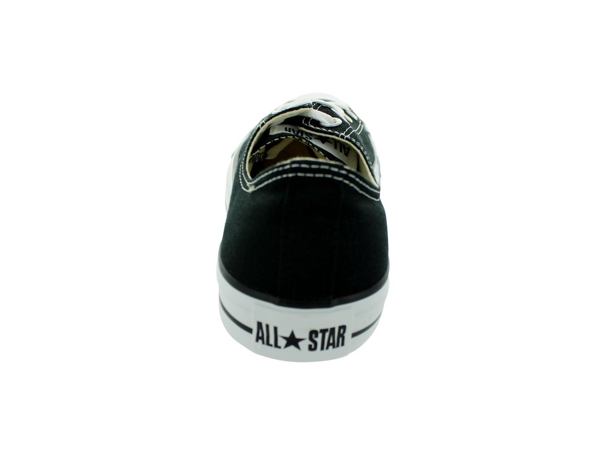 Converse Unisex Chuck Taylor All Star Low Top Black Sneakers - 5.5 US Men/7.5 US Women by Converse (Image #3)