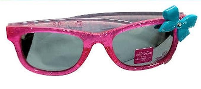Amazon.com: JOJO Siwa rosa espejo lente anteojos de sol ...