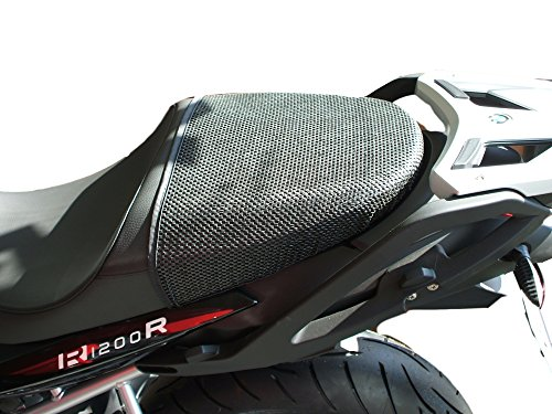 - TRIBOSEAT BMW R1200R Comfort SEAT (2015-2018) Anti Slip Motorcycle Passenger SEAT Cover Accessory Black. Sole Manufacturer and Distributor Worldwide Since 2002