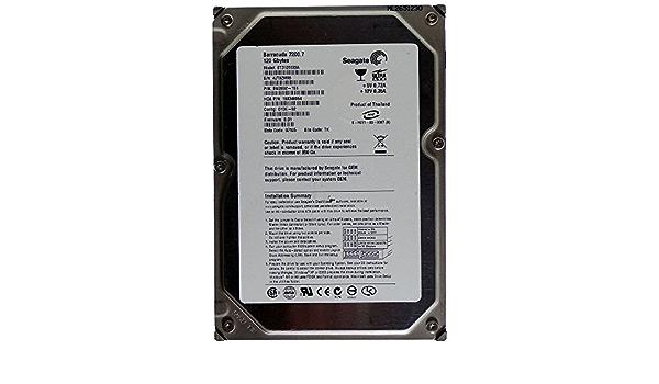 120 GB Disco Duro Seagate Barracuda 7200.7 st312 0022 a IDE id11441: Amazon.es: Electrónica