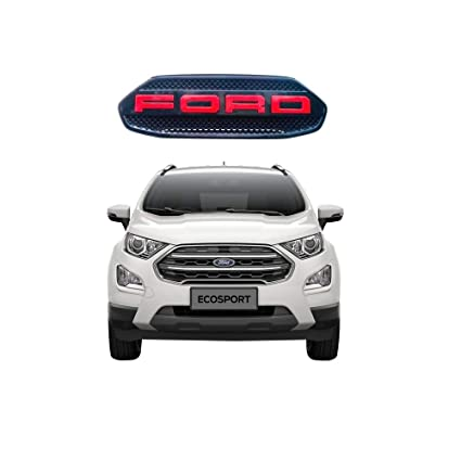 Carsaaz Exclusive Raptor Style Front Grill For New Ecosport 2017
