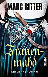 Frauenmahd: Kriminalroman (Garmisch-Krimis 4)