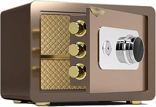 Cajas fuertes Todo El Acero De Seguridad Mecánica, Mini Manual 25 Cm Antirrobo Invisible Password Safe