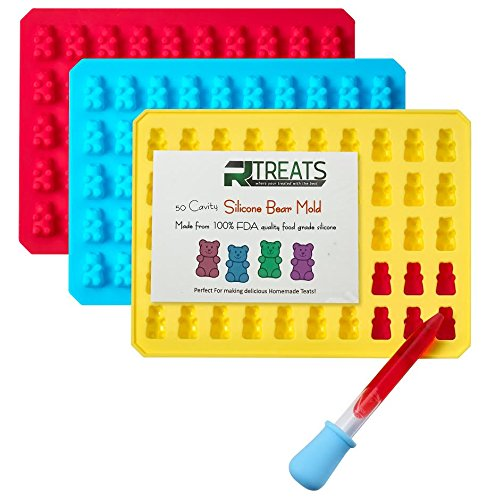 RL Treats Cavities Silicone 3 Pieces product image