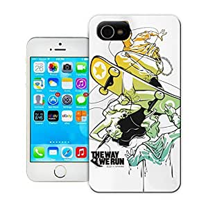 Unique Phone Case Art wall clock Convergence Hard Cover for 5.5 inches iphone 6 plus cases-buythecase
