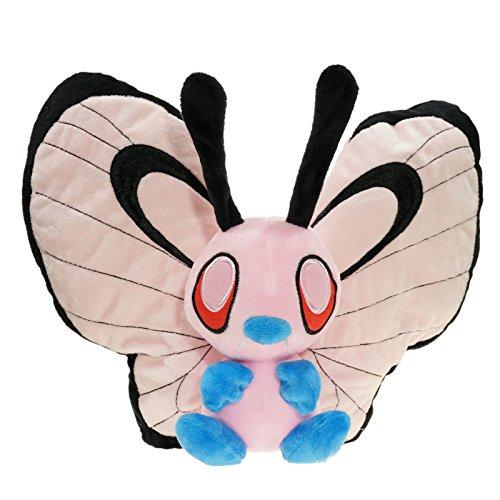 NEW Pokemon Shiny Butterfree Plush Doll Toy Soft Stuffed 12 inch Figure Gift