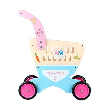 Amazon.com: Toyvian - Carro de la compra para niños con ...