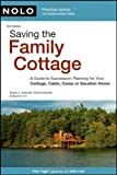 Saving the Family Cottage, David Fry and Stuart Hollander, 1413310346