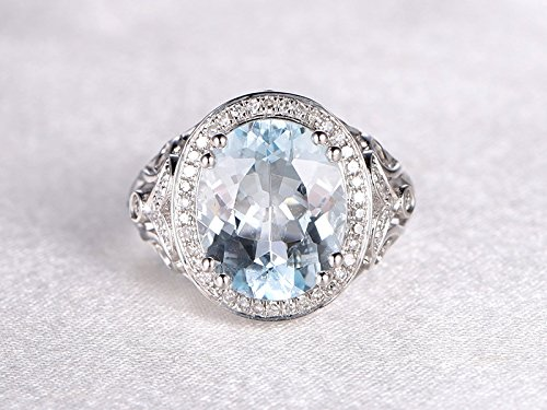 0.64 Ct Oval Diamond - 1