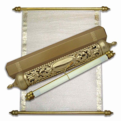 Royal Scroll Invitations, Scroll Wedding Invitations (Gold) ()
