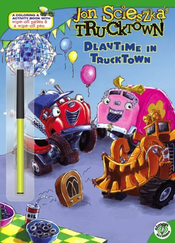 Playtime in Trucktown (Jon Scieszka's Trucktown) by Lisa Rao (2008-09-30)