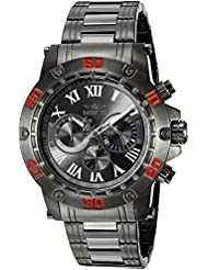 Invicta Mens 19704 Specialty Analog Display Japanese Quartz Grey Watch