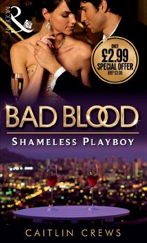 book cover of Shameless Playboy