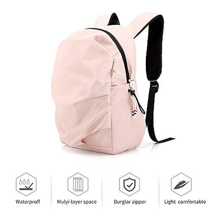 091072d1d70a Leegoal Laptop Backpack Multifunctional Waterproof Computer Bag for Women  Men