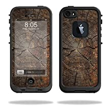 Mightyskins Protective Vinyl Skin Decal Cover for LifeProof iPhone 5/5s/SE Case fre Case wrap sticker skins Trunk