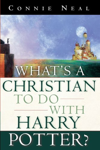 What's a Christian to Do with Harry Potter?