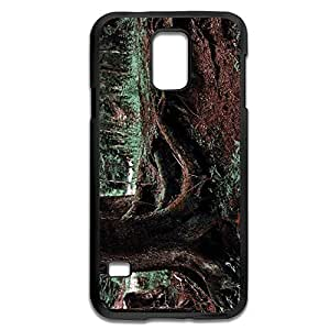 Samsung Galaxy S5 Cases Nature Forests Design Hard Back Cover Proctector Desgined By RRG2G