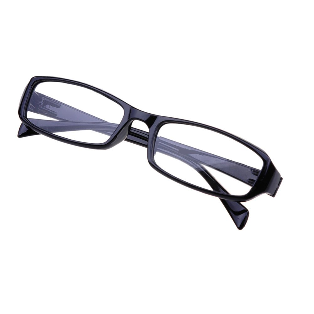 Meijunter Lunettes de lecture de mode lunettes de cadre en plastique verres verres presbytie dioptrie +1.0 to +4.0