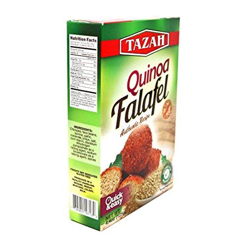 Tazah Quinoa Falafel Mix 4.4 Oz / 125 Gr by Tazah (Image #1)