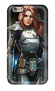 YY-ONE Star Wars The Old Republic Phone Case For Iphone 6/ High Quality Tpu Case