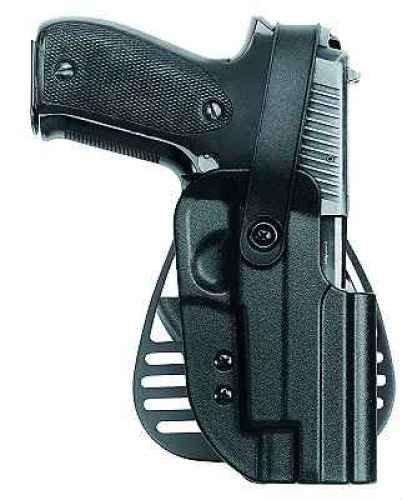 Uncle Mike's Kydex Thumb Break Paddle Holster for HK P2000/USP Compact All Calibers, Right Hand
