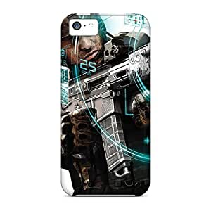 MEIMEIAnti-scratch And Shatterproof Tom Clancys Ghost Recon 14303 Phone Cases For ipod touch 4/ High Quality CasesLINMM58281