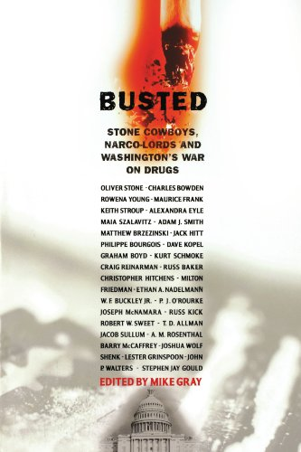 Busted: Stone Cowboys, Narco-Lords, and Washington