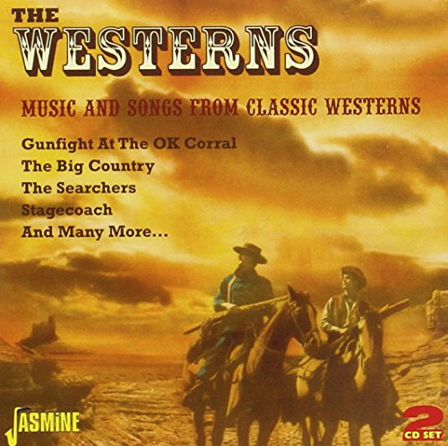the-westerns-music-and-songs-from-classic-westerns-original-recordings-remastered-2cd-set