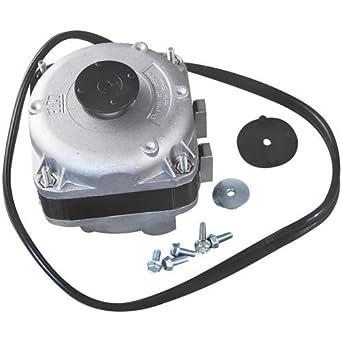 Randell condenser fan motor 120v el mtr0102 commercial for Condenser fan motor replacement cost