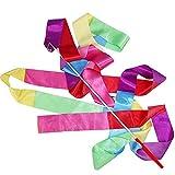 4M Colorful Gymnastic Dance Ribbon Streamer Art